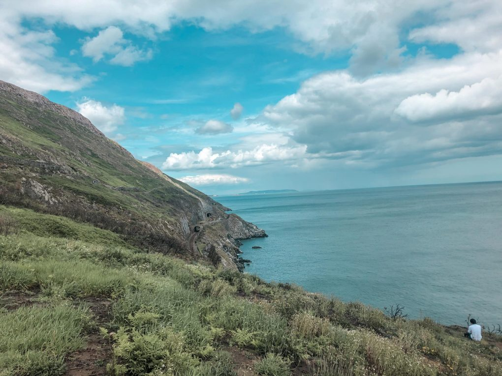 Bray to Greystones Walk, Wicklow, Ireland