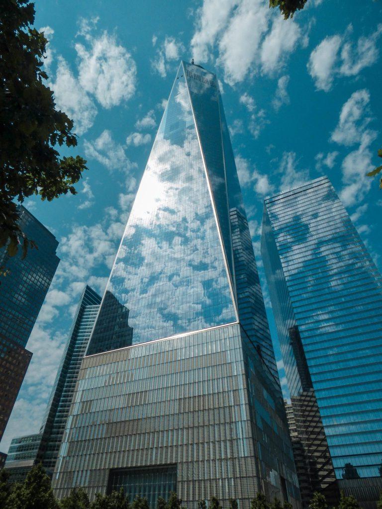 One World Trade Centre, New York, USA