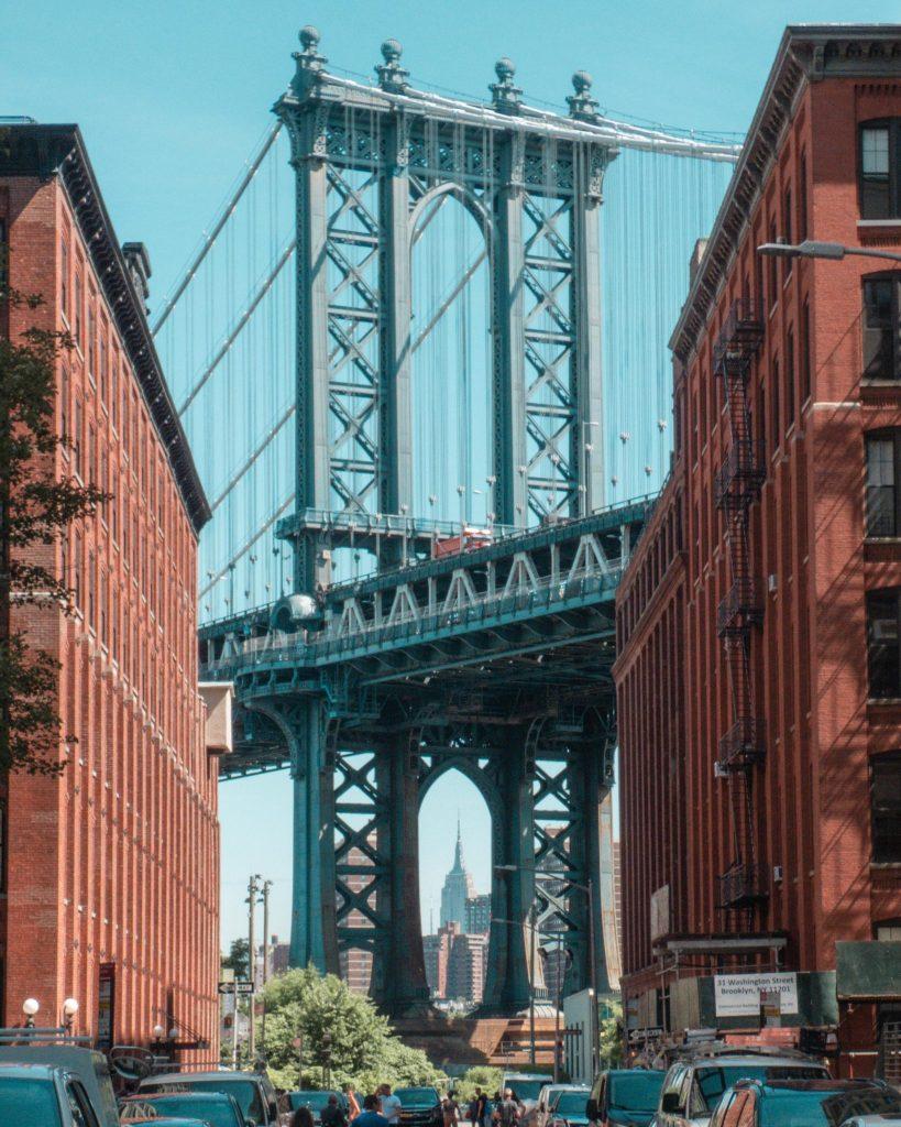 Washington Street, Brooklyn, New York, USA