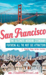 San Fransisco Pinterest Image