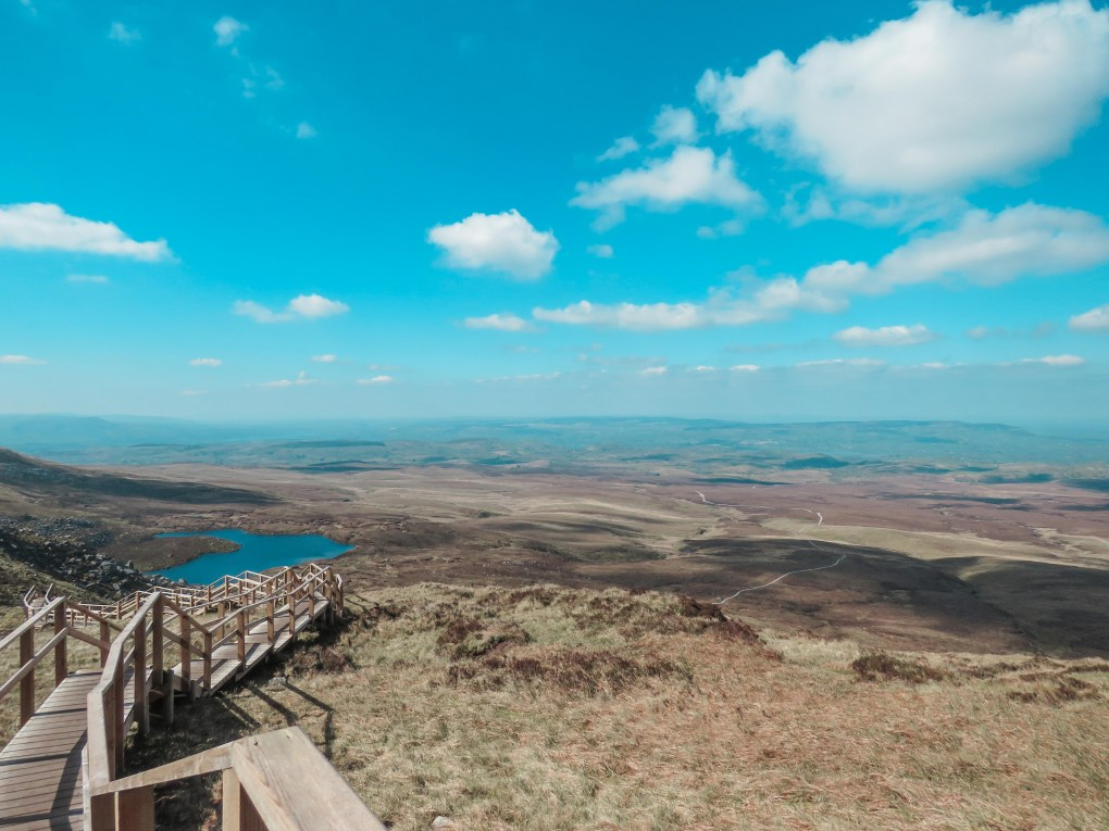 Ireland's Stairway to Heaven, County Fermanagh, Northern Ireland
