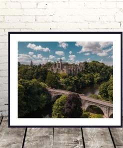 Lismore Castle Waterford Landscape Print