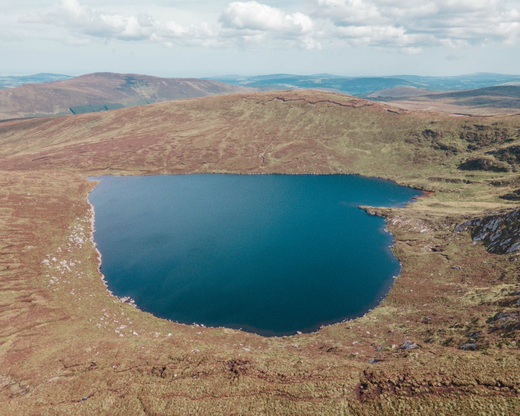 Lough Ouler, County Wicklow, Ireland