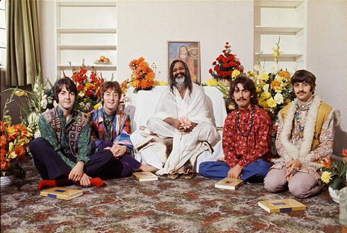 Transcendental Meditation and The Beatles