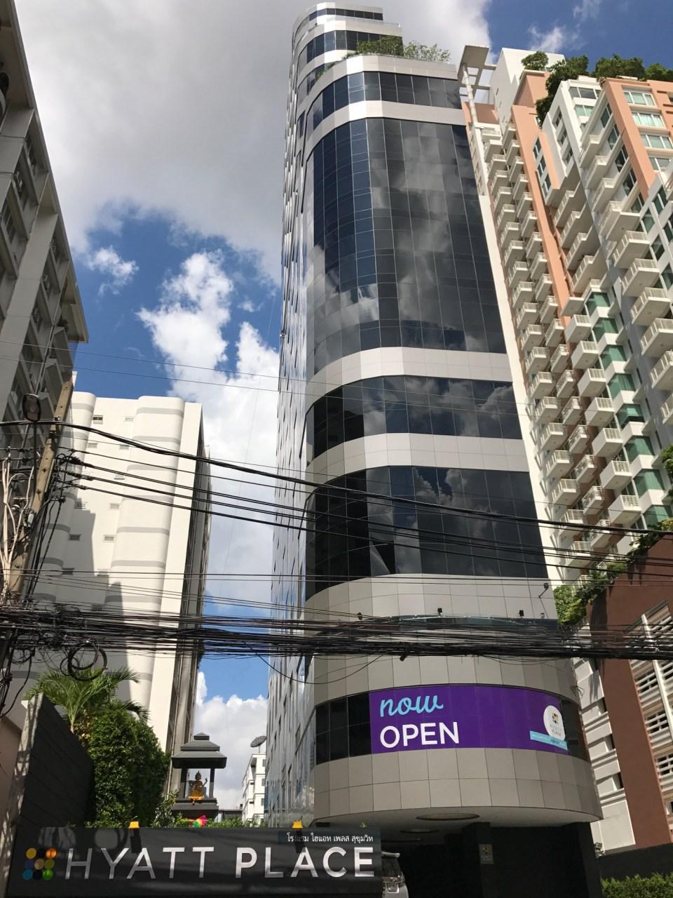 """""""Hyatt Place Bangkok Sukhumvit""""的图片搜索结果"""