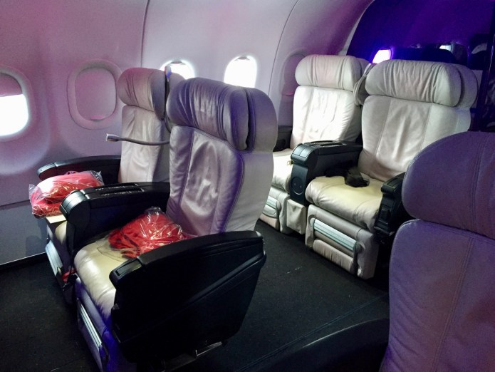 Review My Final Trip In Virgin America First Class Live And Let S Fly