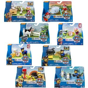 Paw Patrol Rescue Action Pack