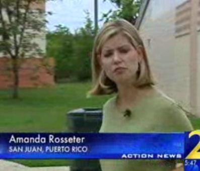 Amanda Rosseter, WSB
