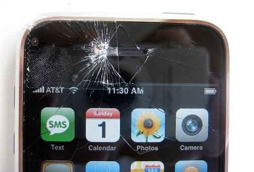 smashed-cell-phone