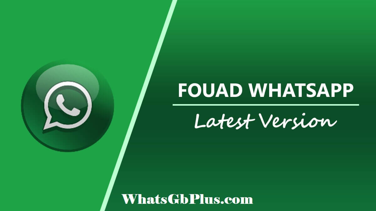 Fouad WhatsApp for PC