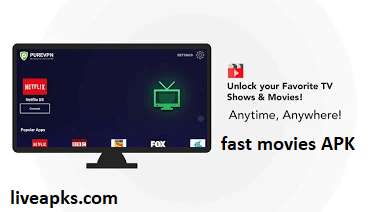 Fast Movies APK download
