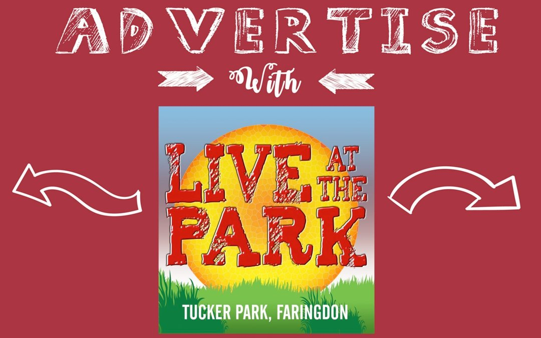 Sponsorship/Advertising for Live at the Park 2017