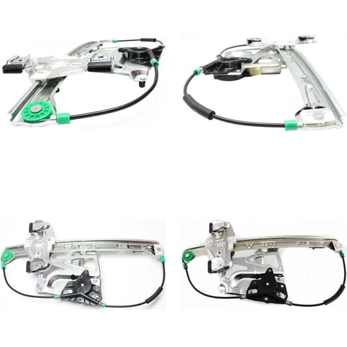 Gm Window Regulator For 00 05 Cadillac Deville