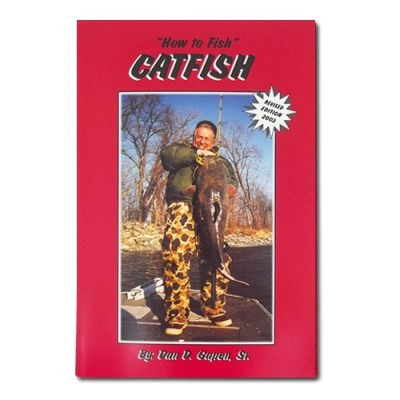 Catfish - How to Fish and Catch Catfish Book