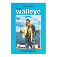 River Walleye Fishing Book Catch River Fish