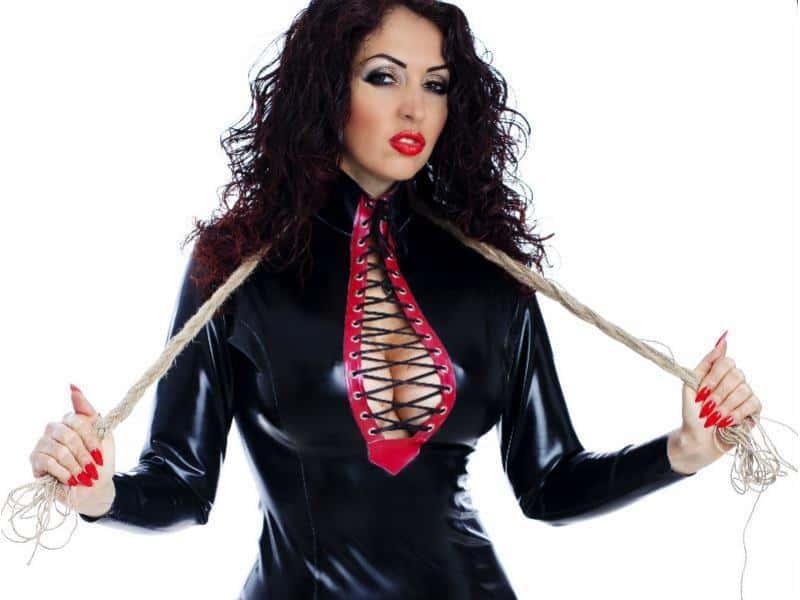 bondage webcam mistress