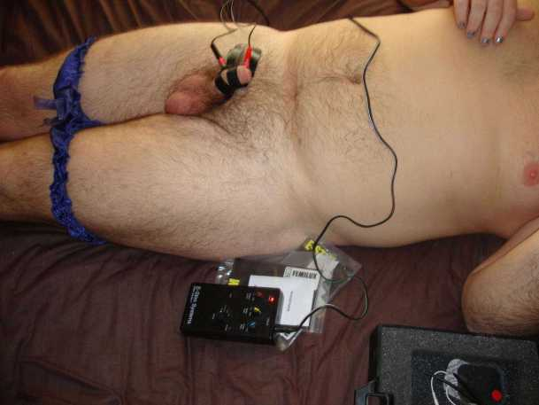 electro cbt, slave punished cams