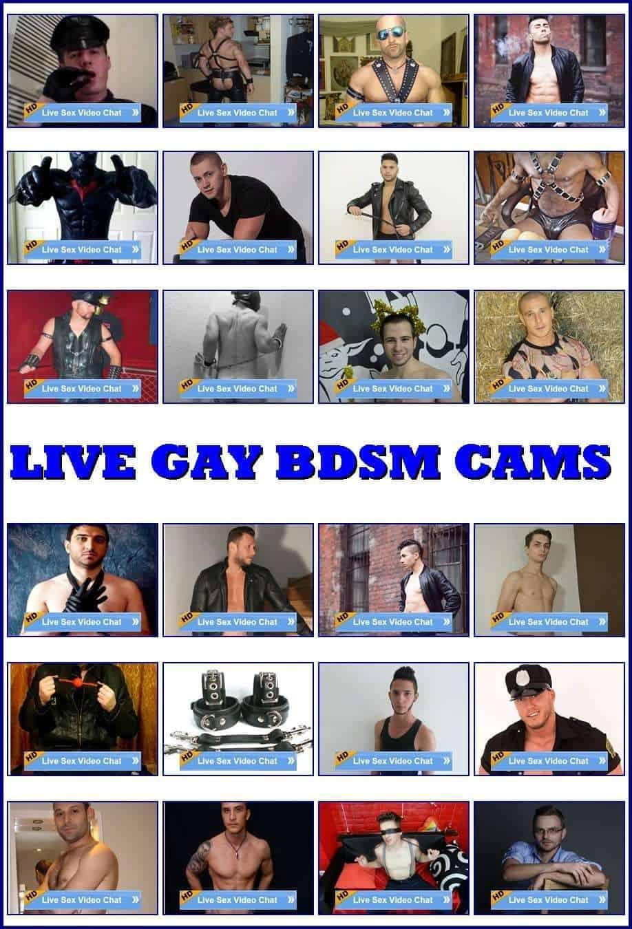 Live gay sex video