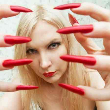 long nail fetish, long nails on cam, girls with super long nails