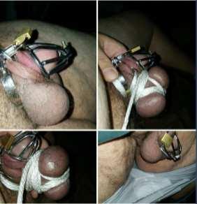 cock bondage picture