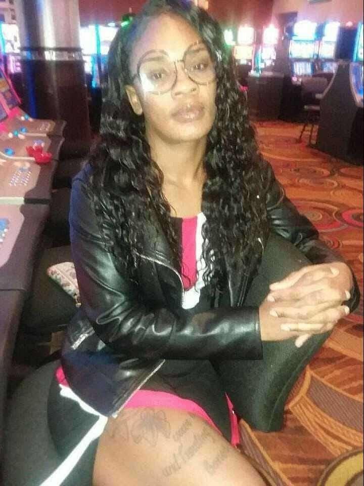 mature female wearing glasses