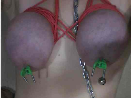 breast bondage