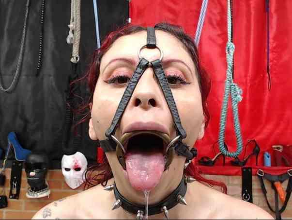 slave girl on cam