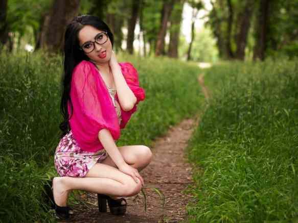 sexy asian cam girl