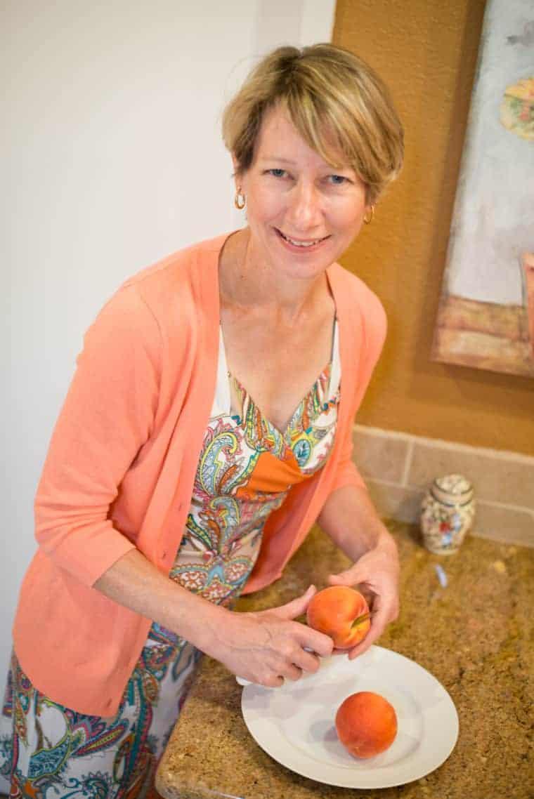 Judy peach