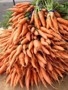 carrot bunch