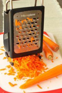 Microplane-carrots