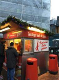 Rekjavik Hotdog Stand