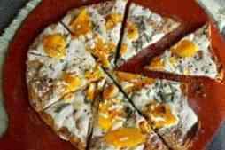 Squash Sage Pizza | www.LiveBest.info
