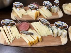 Benedictine monk cheese, Quebec