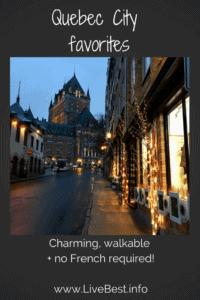 Quebec City LiveBest favorites