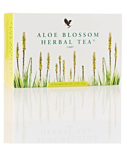 Forever Aloe Blossom Herbal Tea