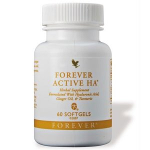 Forever Active HA – Benefits, Maintains, Supports & Facilitates Joint Movement & Maintains Skin Health