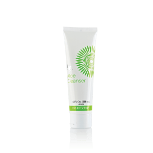 Forever Aloe Cleanser – Lotion, Cleanser & Makeup Remover doesn't Cause Skin Allergy