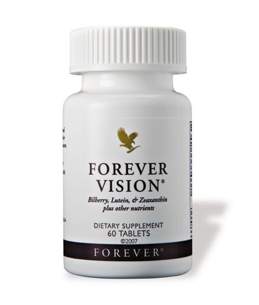 Forever Vision – Supports, Maintains & Improves Eyes Health & Look!