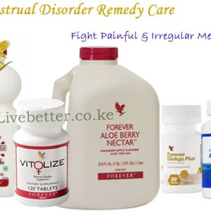 Fight Painful and irregular menses Do you experience painful periods? Are your periods irregular. Then this product combination is for you. Here is a review of why this kit is the best in fighting for a comfortable feminine time.