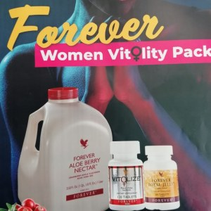 This female vitality pack Support & Regulate Hormones as well as reignite the Vitality, performance and boost fertility. On top of that, it acts as a catalyst for female sexual desire.