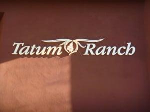 Tatum Ranch Cave Creek AZ