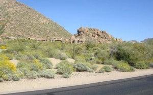 Troon Village Scottsdale homes