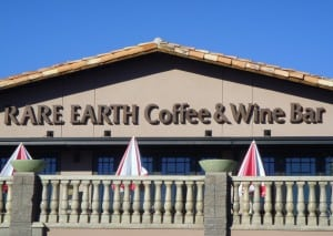 Rare Earth Coffee and Wine Bar Scottsdale AZ Troon 85262