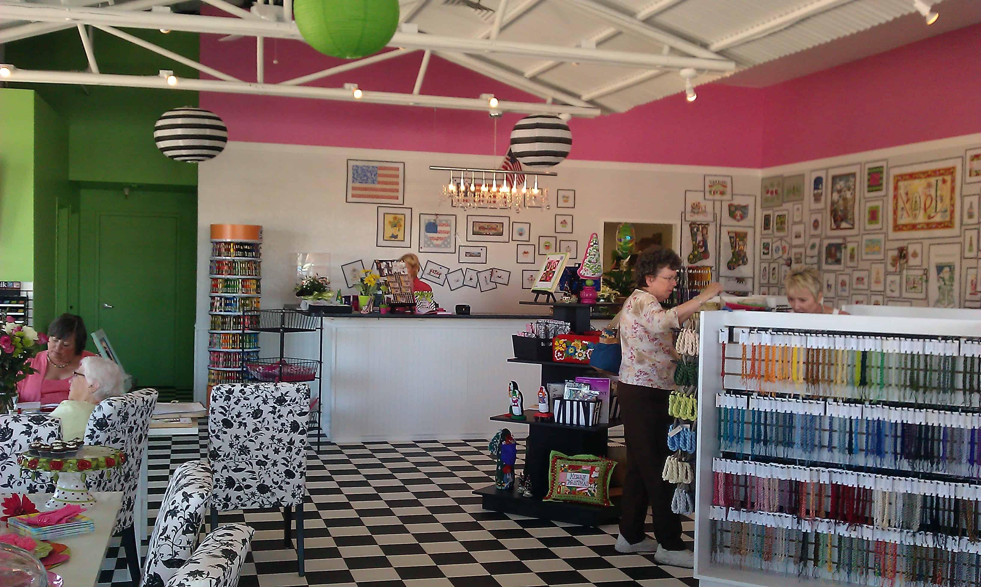 Needlepoint Store