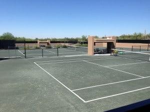 Desert Highlands North Scottsdale Tennis