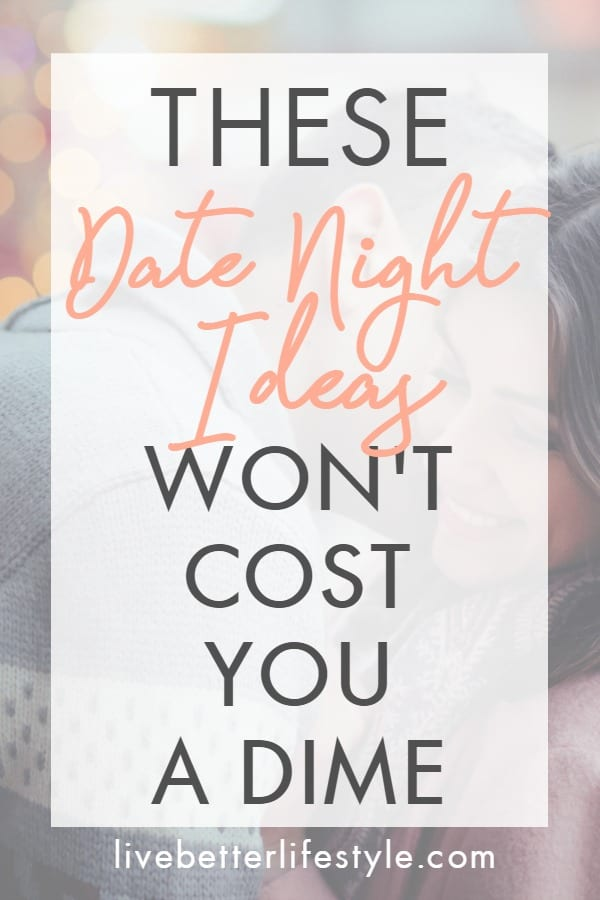 fun romantic free date night ideas for couples