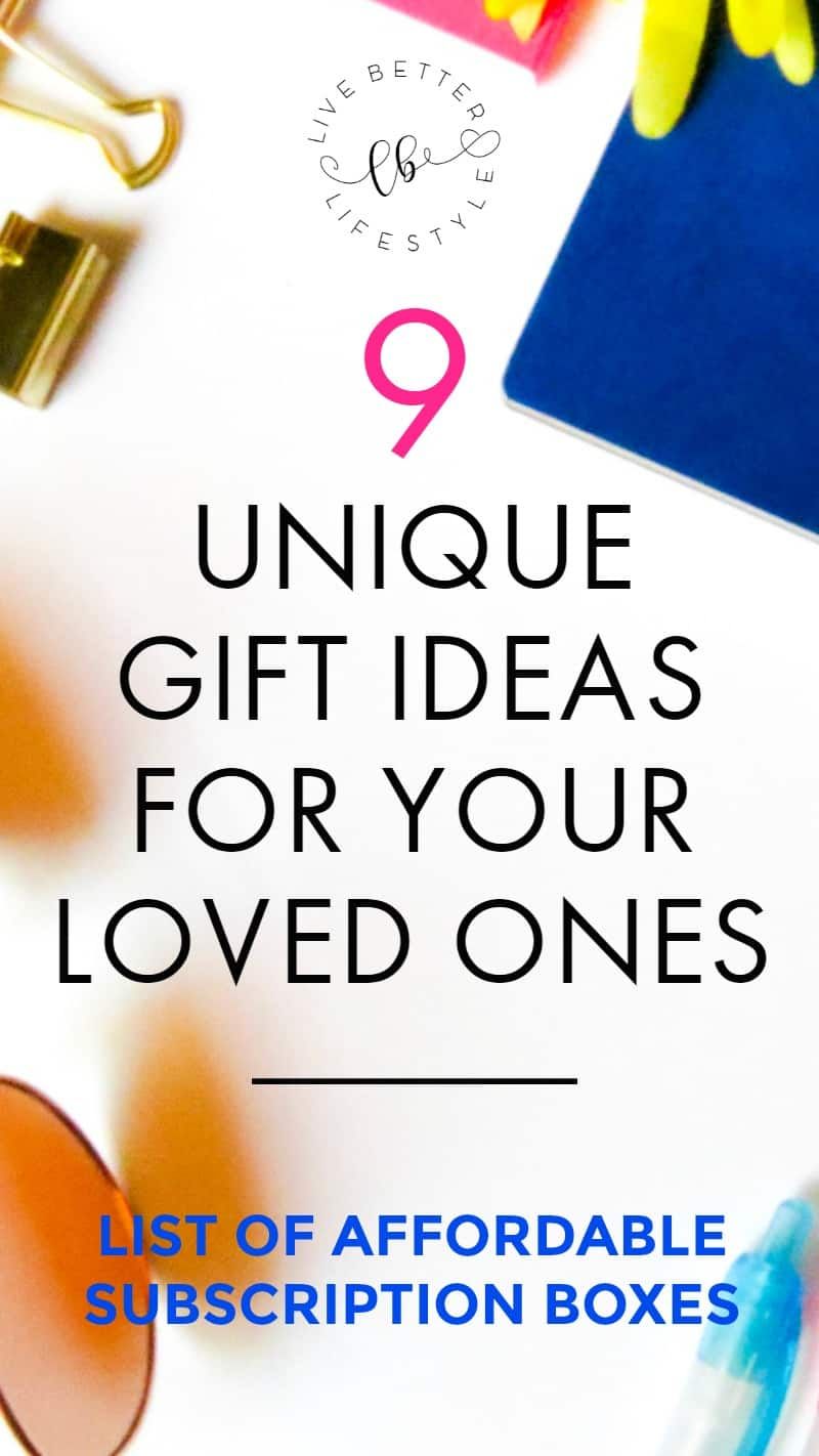 unique gift ideas perfect for men and women