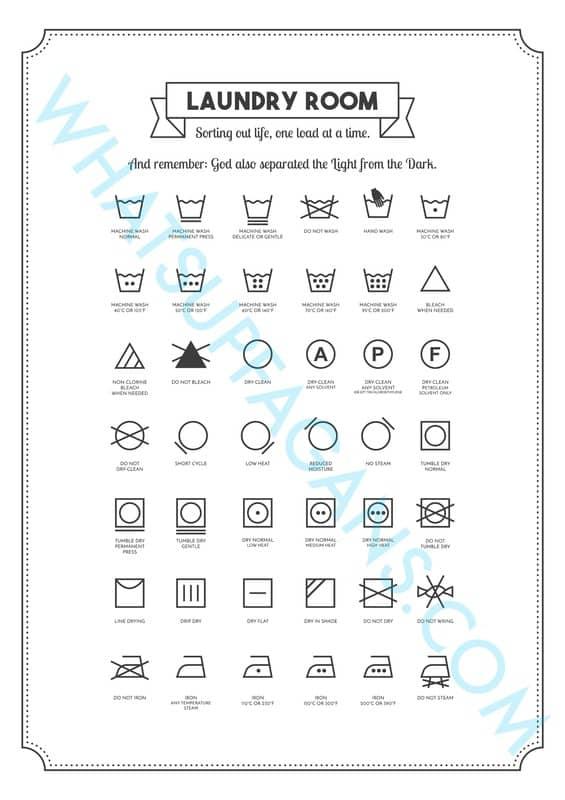 free homemaking printables