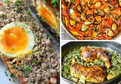 easy healthy low carb dinner recipes